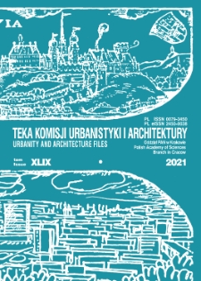 Teka Komisji Urbanistyki I Architektury