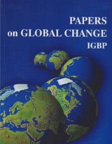 Papers on Global Change IGBP