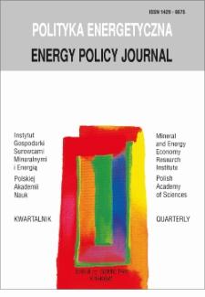 Polityka Energetyczna - Energy Policy Journal