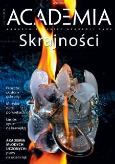 ACADEMIA - magazyn Polskiej Akademii Nauk