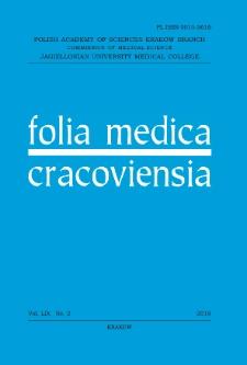 Folia Medica Cracoviensia