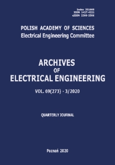 Archives of Electrical Engineering