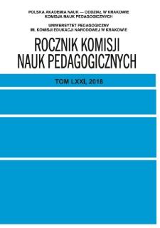 Rocznik Komisji Nauk Pedagogicznych